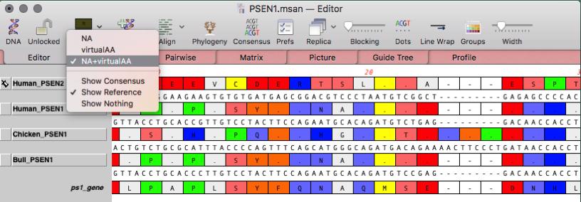 ProteinAlignment
